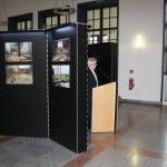 """Ausstellungseröffnung """"25 Jahre Tschernobyl"""" im Rathaus"""