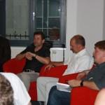 """Podiumsdiskussion """"Fit oder Fair - Pro und Contra Schuleinzugsbereiche"""" am 17.08.2011 im Ernst-Reuter-Haus in der Bürgelstraße 1"""