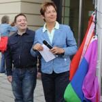 Stadtratsvorsitzende Beate Wübbenhorst (SPD)