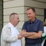 Rainer Paulick und Burkhard Lischka, MdB