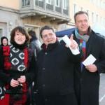 4. Meile der Demokratie am 14.01.2012