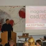 Für die SPD-Stadtratsfraktion spricht der Stellv. Fraktionsvorsitzende Dr. Falko Grube