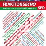 Nr. 1 Fraktionsecho SPD-Stadtratsfraktion