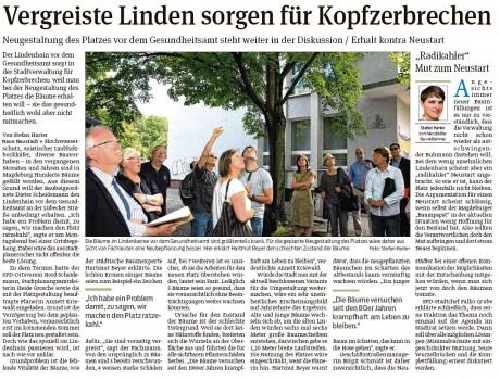 2016_06_01_Vst._Vergreiste Linden sorgen für Kopfzerbrechen_FS in Neue Neustadt