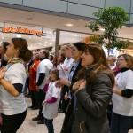 Der Dance-Flashmob als Zeichen gegen Gewalt an Mädchen und Frauen
