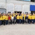 Am 04.04.2017 fand das Richtfest für das IKEA Magdeburg statt