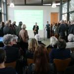 Die Eröffnung des Kubus 2025 fand am 05.04.2017 statt