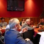 In Bernburg fand die gemeinsame Fraktionssitzung statt