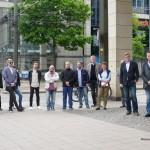 Die Anbringung der Gedenktafel basiert auf einen interfraktionellen Antrag bei dem die SPD-Stadtratsfraktion mitgewirkt hat