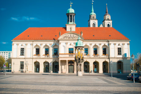 Magdeburger Rathaus