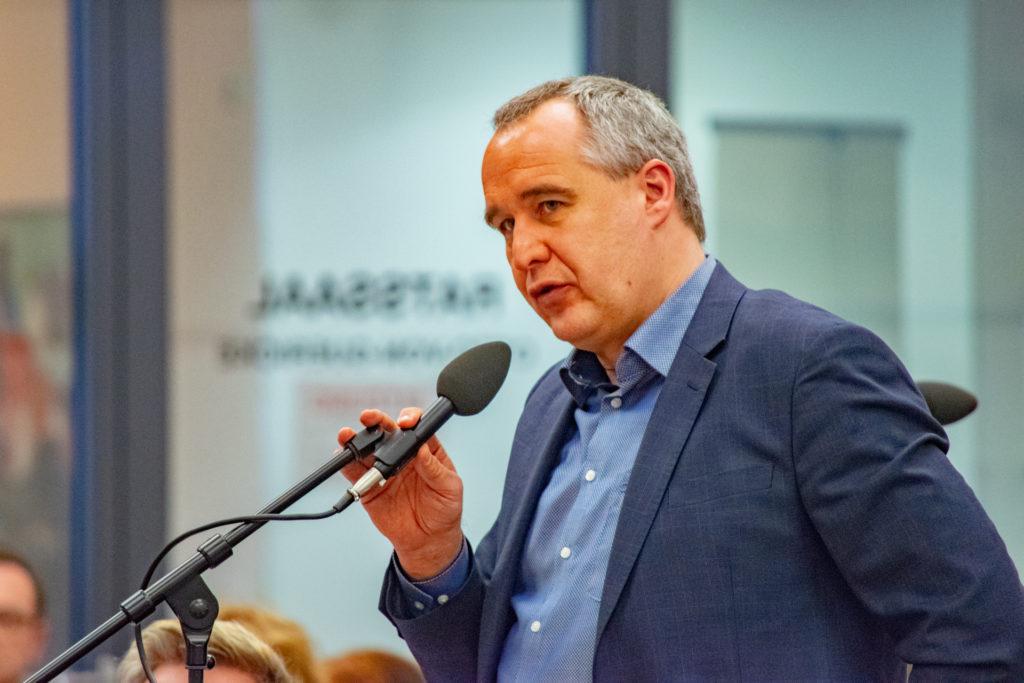 Fraktionsvorsitzender Jens Rösler