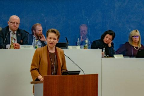 Rede von Steffi Meyer zum Haushalt 2021